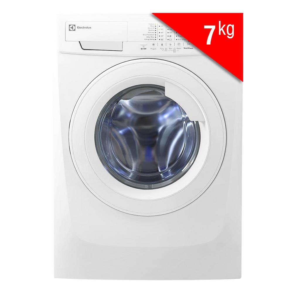 Máy Giặt Cửa Ngang Electrolux EWF80743 (7kg) - Trắng
