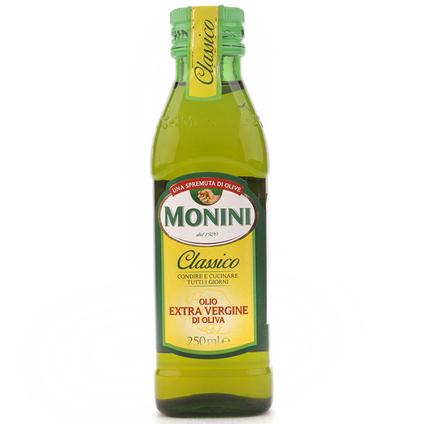 Dầu Olive Monini Extra Virgin 250ml