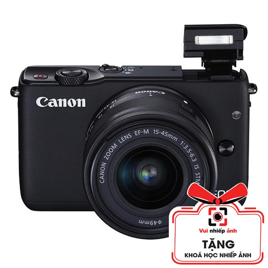 Canon M10 KIT 15-45mm (Lê Bảo Minh)