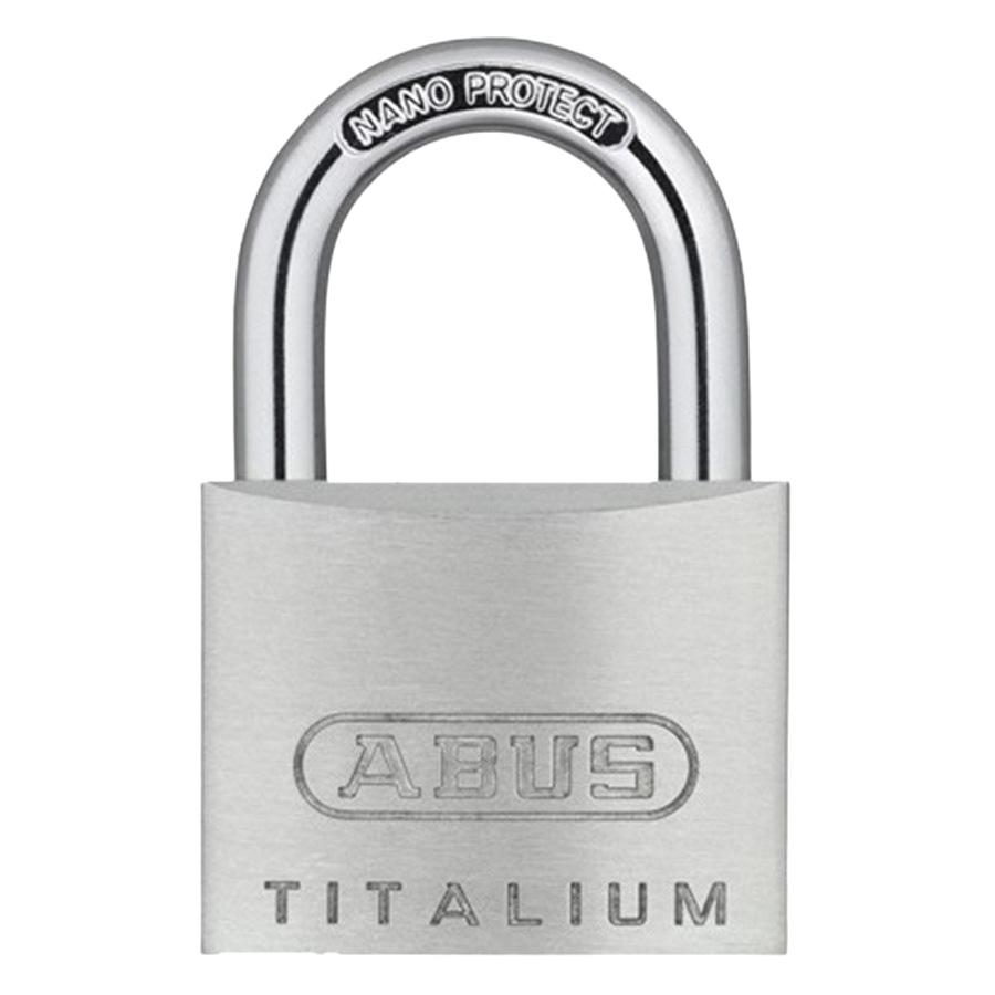 Ổ Khóa Titalium Abus 64Ti/60 (60mm)