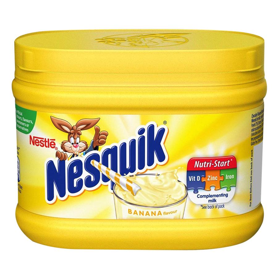Bột Dinh Dưỡng Nestle Nesquik Hương Chuối (300g)