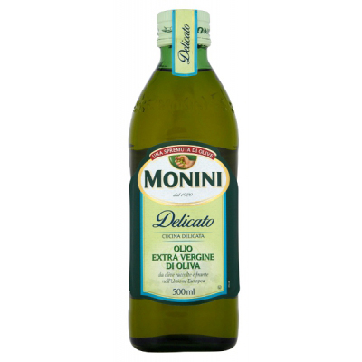 Dầu Olive Monini Delicato 500ml