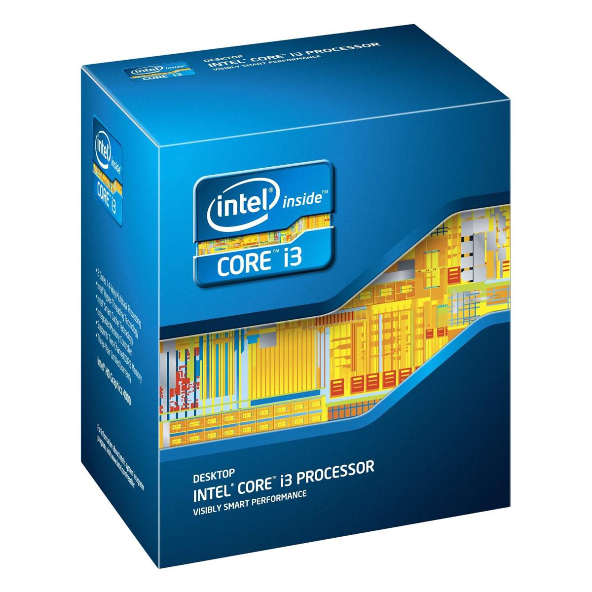 Bộ Vi Xử Lý Intel Core i3-3220 3.3GHz - Hàng Nhập Khẩu