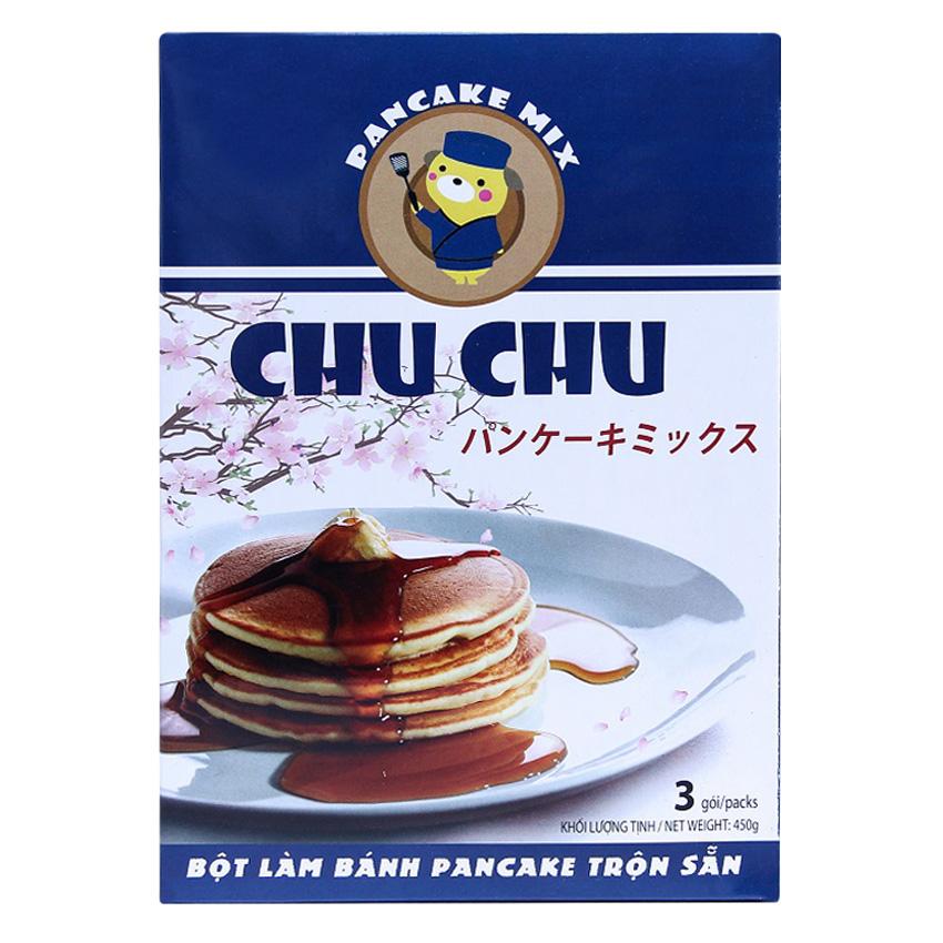 Bột Làm Bánh Chu Chu Pancake Mix (450g)
