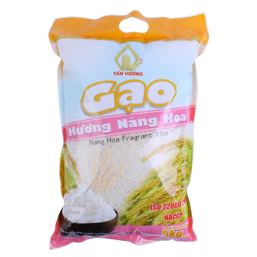 Gạo Hương Nàng Hoa (5kg)