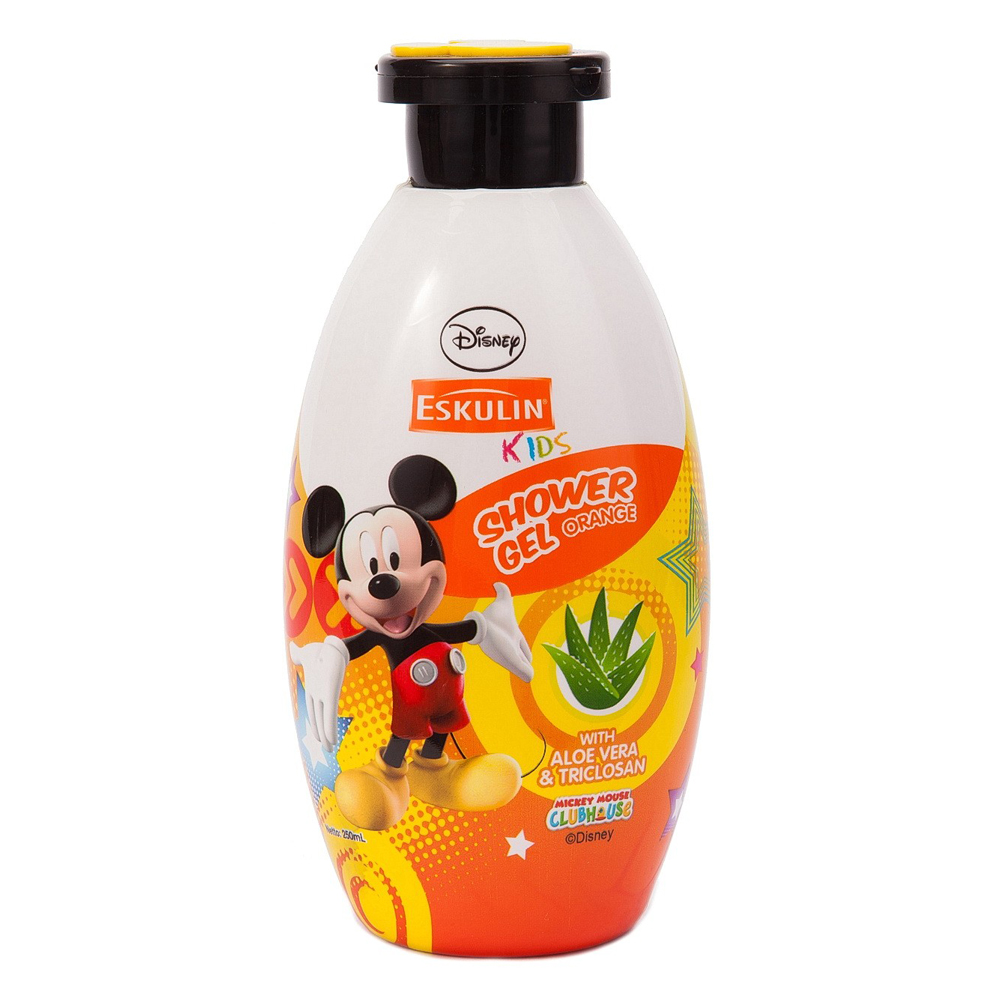 Sữa Tắm Eskulin Kids Mickey (250ml)