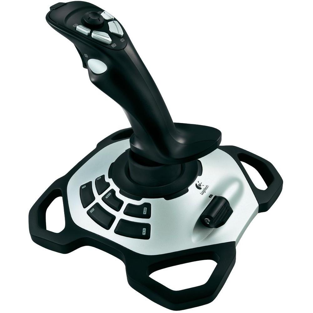 Cần Lái Logitech Extreme™ 3D Pro - Gaming