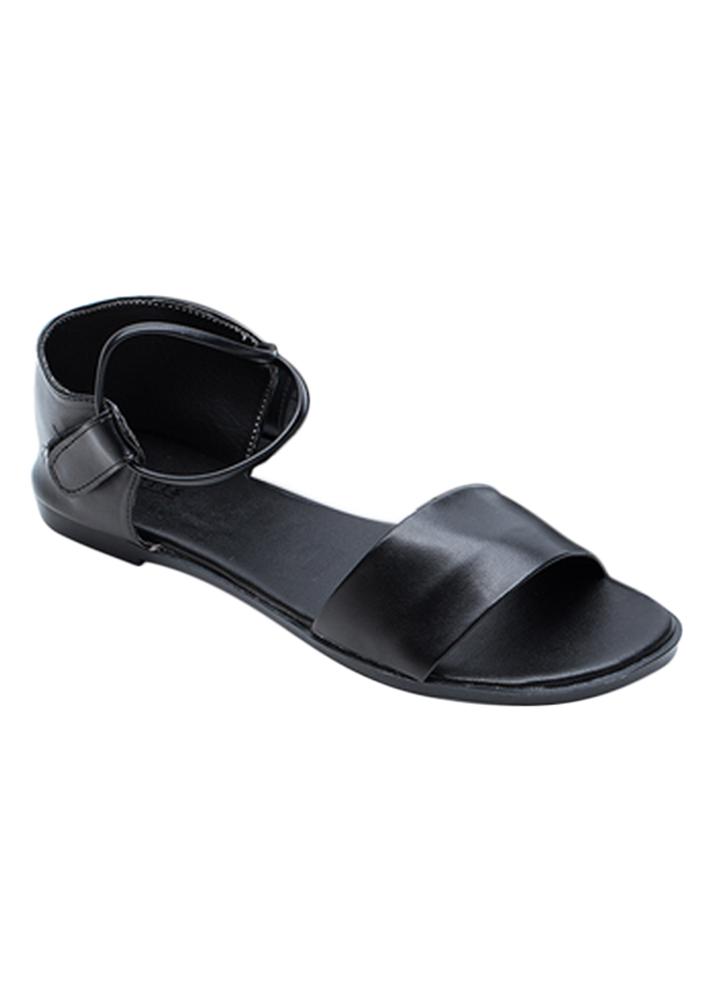 Giày Sandal Nữ Pieris 92243 - Đen