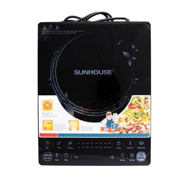 Bếp Điện Từ Cảm Ứng Sunhouse SHD6861