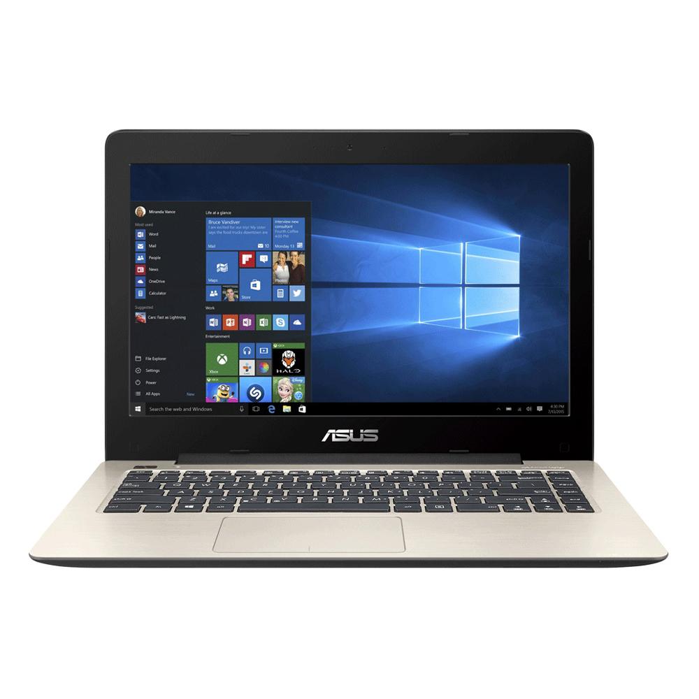 Laptop Asus A456UA-FA108D Core i5-7200U (Vàng)