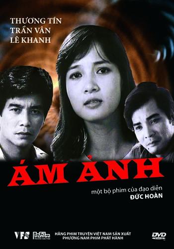 PHIM VIỆT NAM: ÁM ẢNH  (DVD)