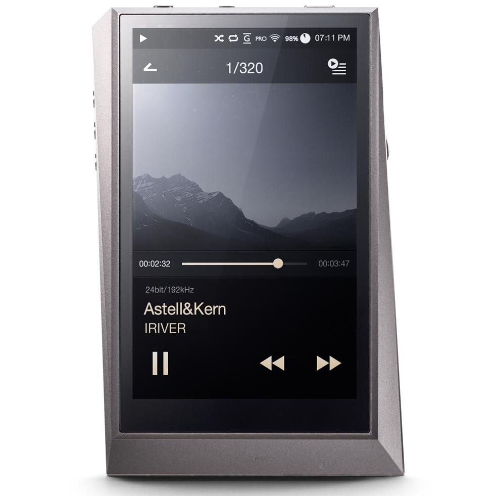 Máy Nghe Nhạc AstellKern AK320 128GB Xám - Hàng Chính Hãng