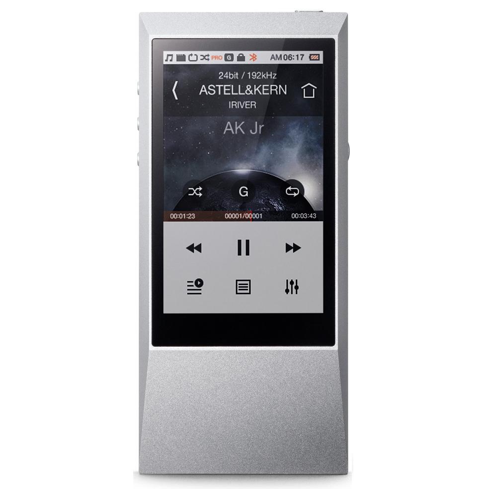 Máy Nghe Nhạc AstellKern Jr 64GB Bạc - Hàng Chính Hãng
