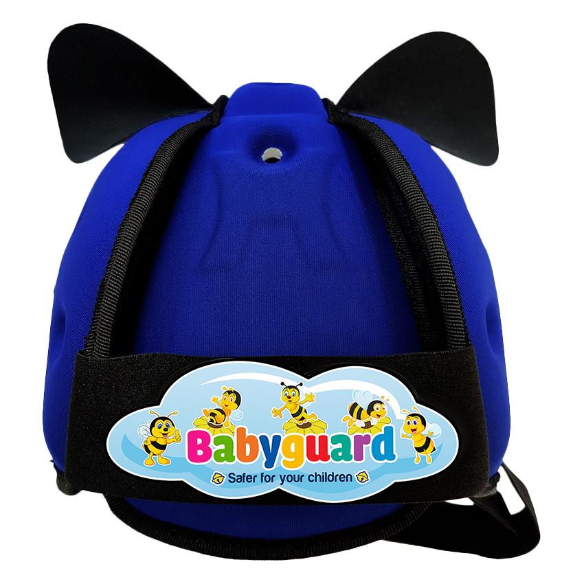 Nón Bảo Vệ Đầu Cho Bé Babyguard Classic BB_CO_Bich (Xanh Bích)