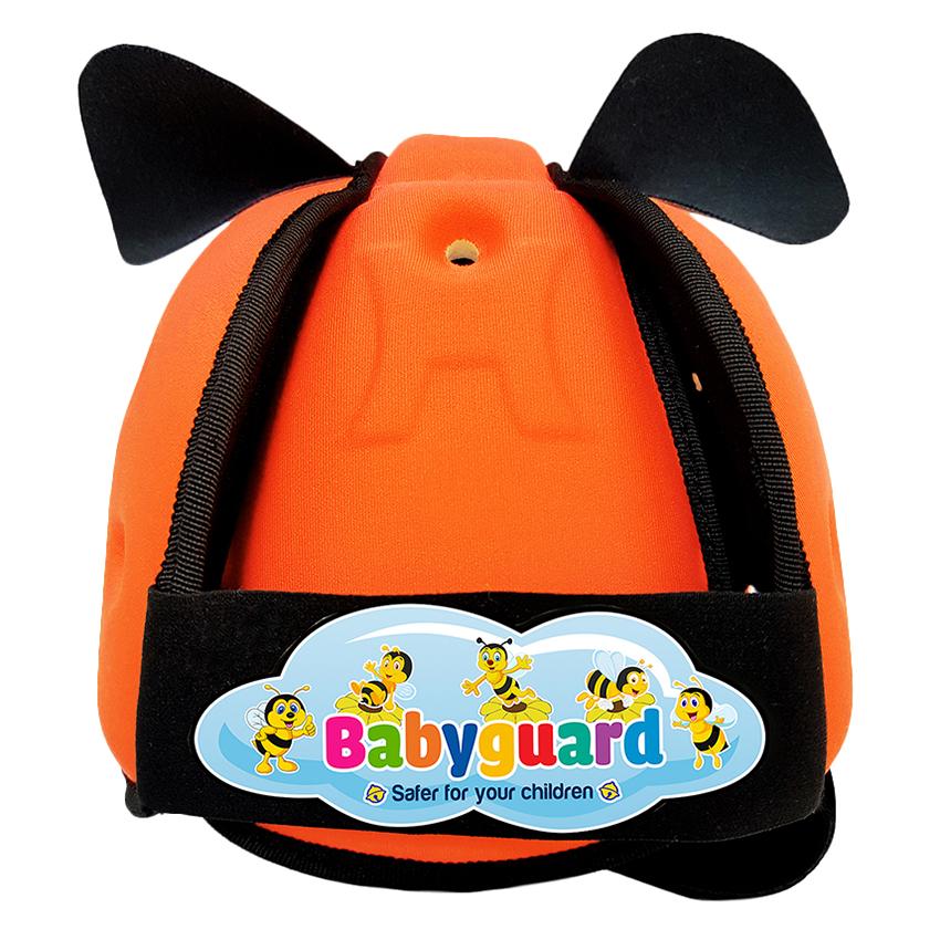 Nón Bảo Vệ Đầu Cho Bé Babyguard Classic BB_CO_cam (Cam)