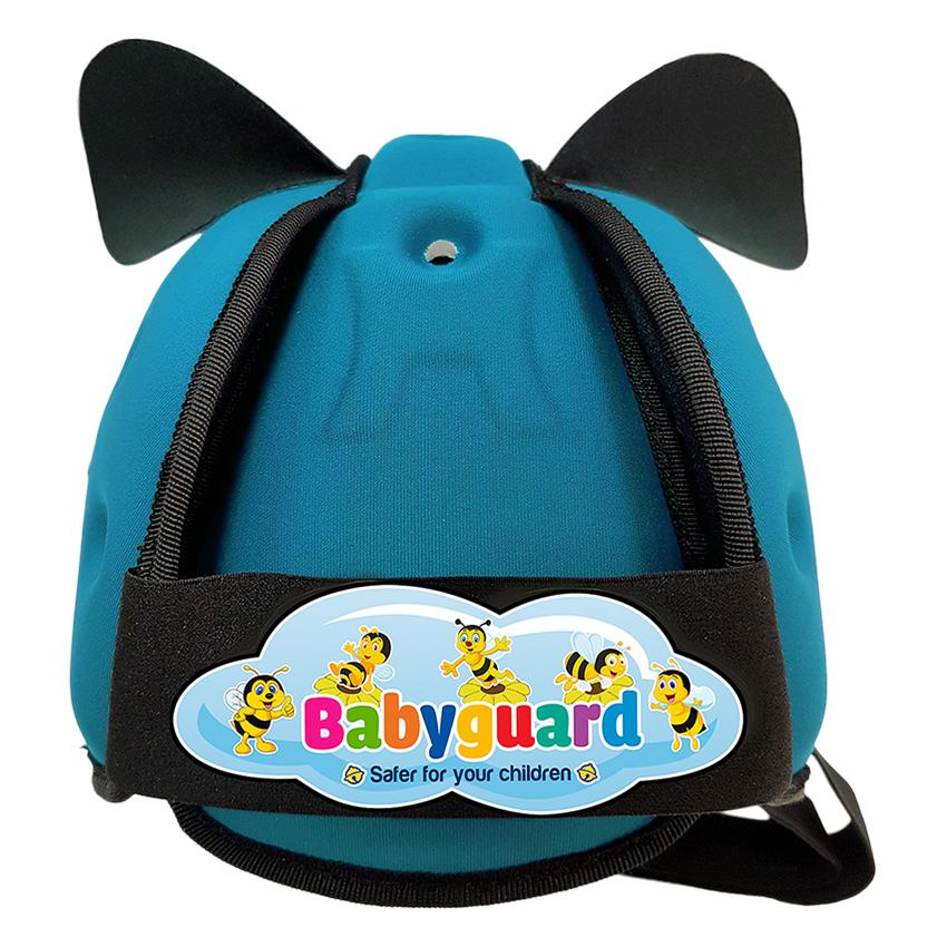 Nón Bảo Vệ Đầu Cho Bé Babyguard Classic BB_CO_Ngoc (Xanh Ngọc)
