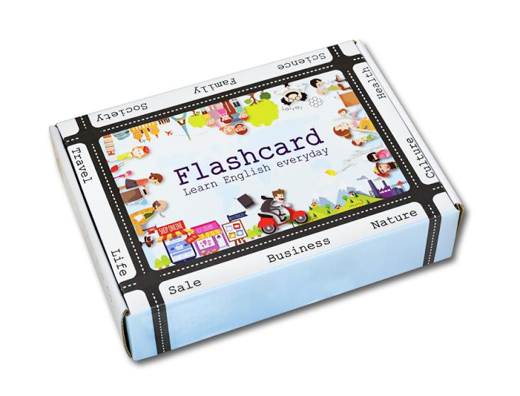 Flashcard 3240 Từ Vựng Hay Được Kiểm Tra Trong Bài Thi Toiec (F08)