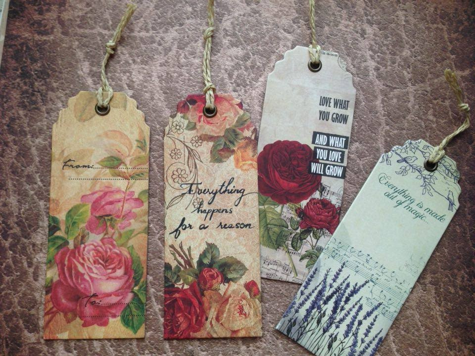 Bộ Bookmark Fairy Corner Garden BM14RE005