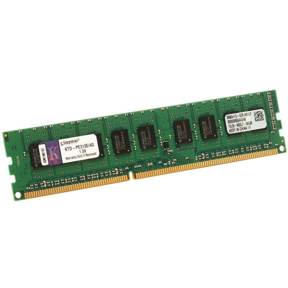RAM PC Kingston 4GB DDR3-1600 LONG DIMM - KVR16N11S8/4