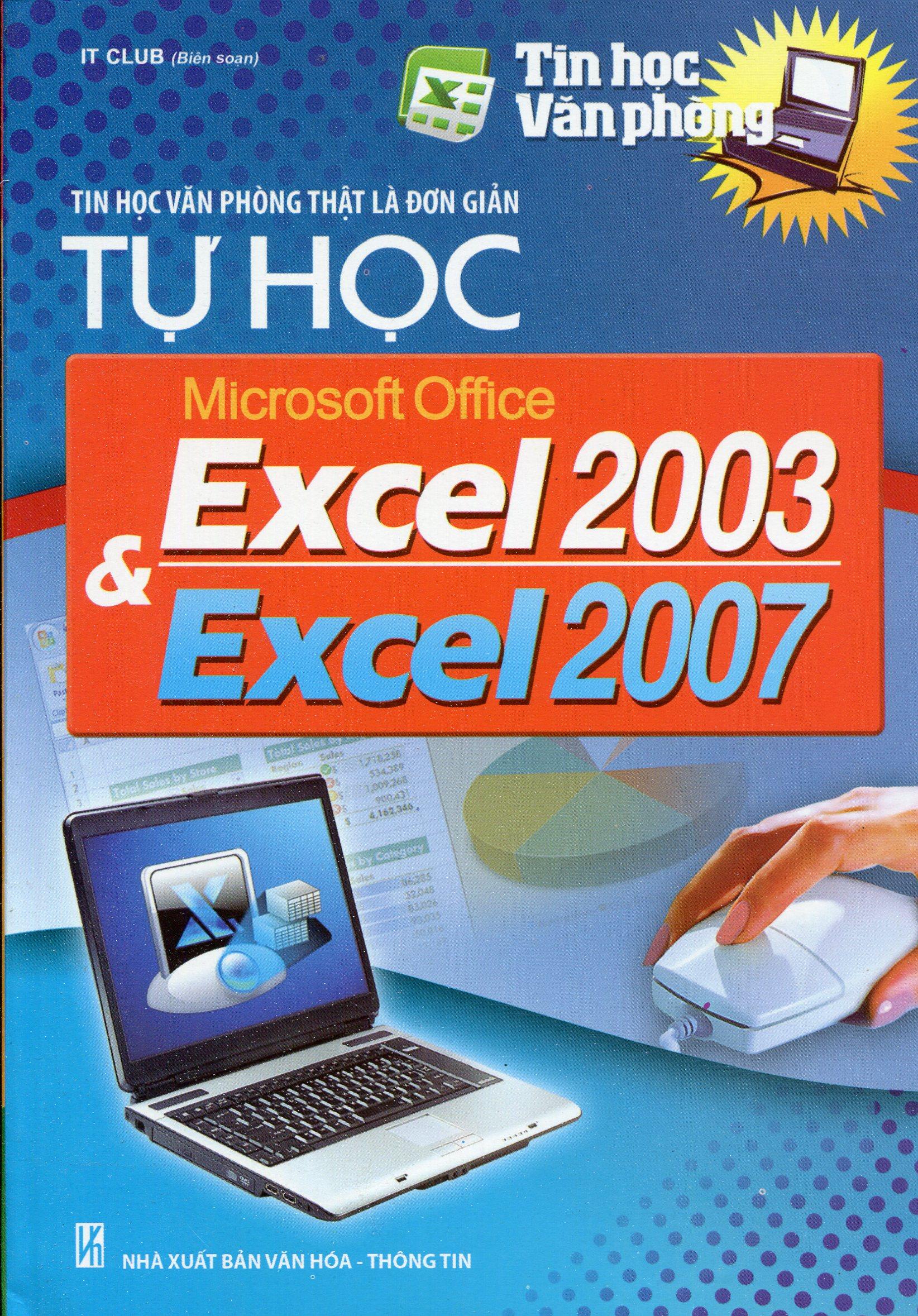 Tự Học Excel 2003 - 2007