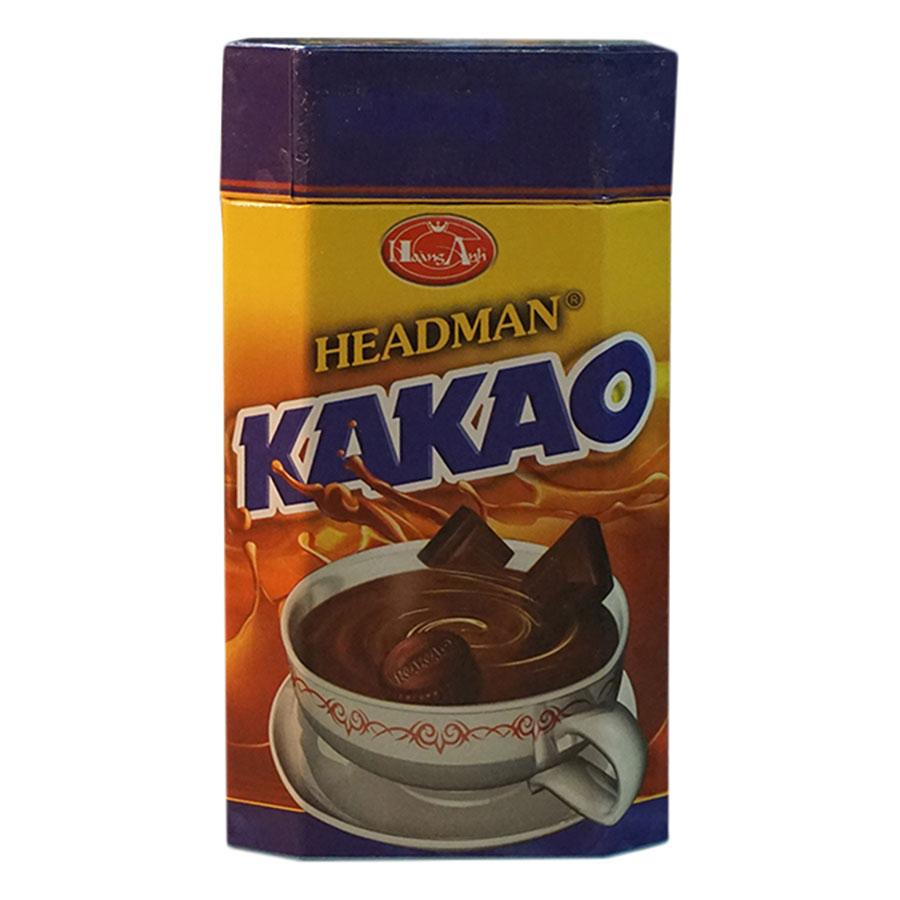 Bột Cacao Headman 2 In 1 Hộp Bát Giác (500g)