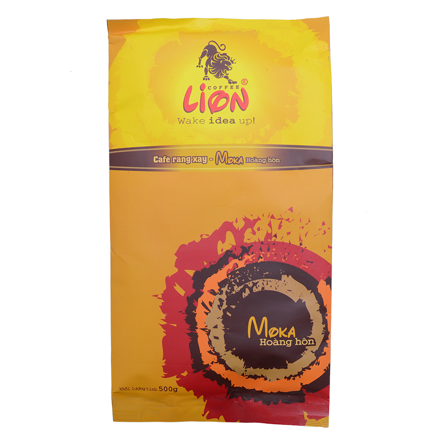 Cà Phê Lion Coffee MoKa Hoàng Hôn (500g)