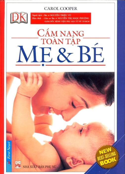Cẩm Nang Toàn Tập Mẹ Và Bé