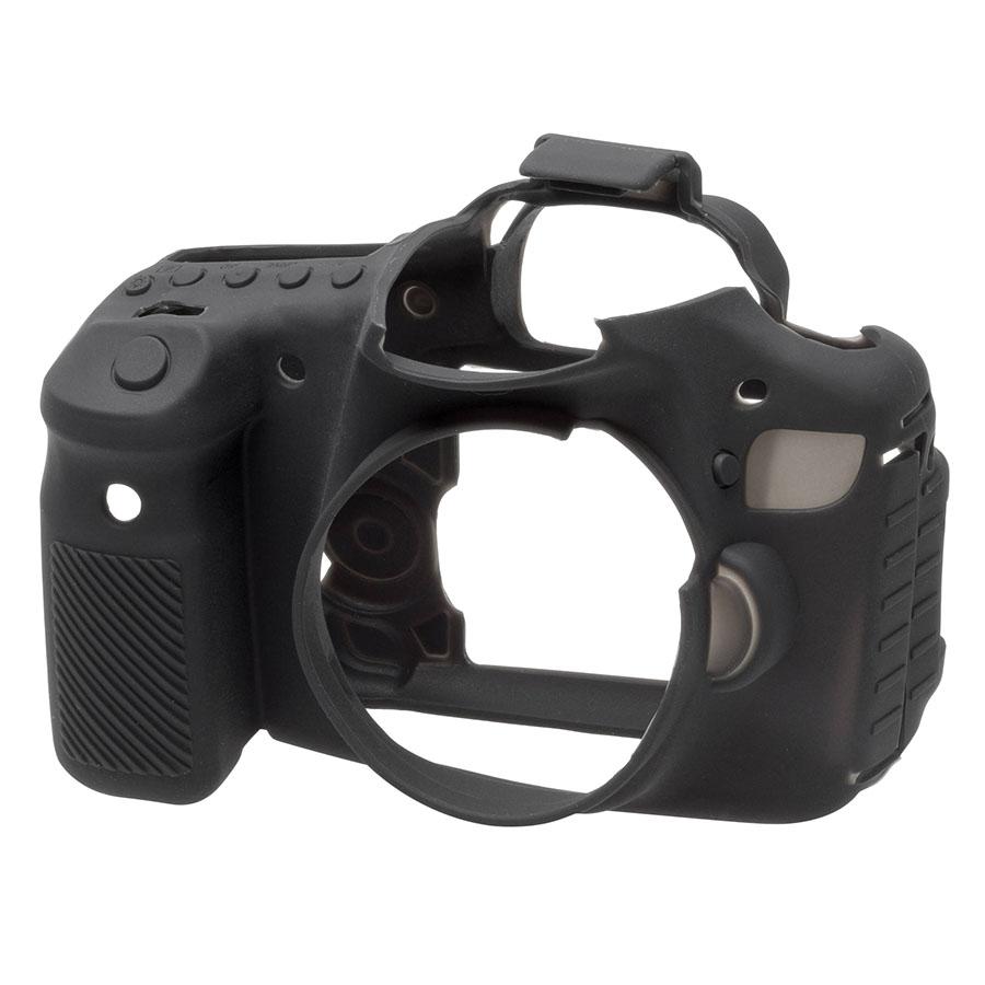 Bao Silicon Bảo Vệ Máy Ảnh easyCover Cho Canon 60D (Đen)