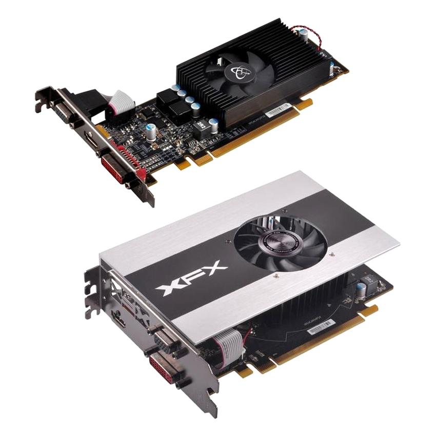 Card Màn Hình XFX AMD Radeon HD 7730 1Gb DDR5 - Hàng Chính Hãng