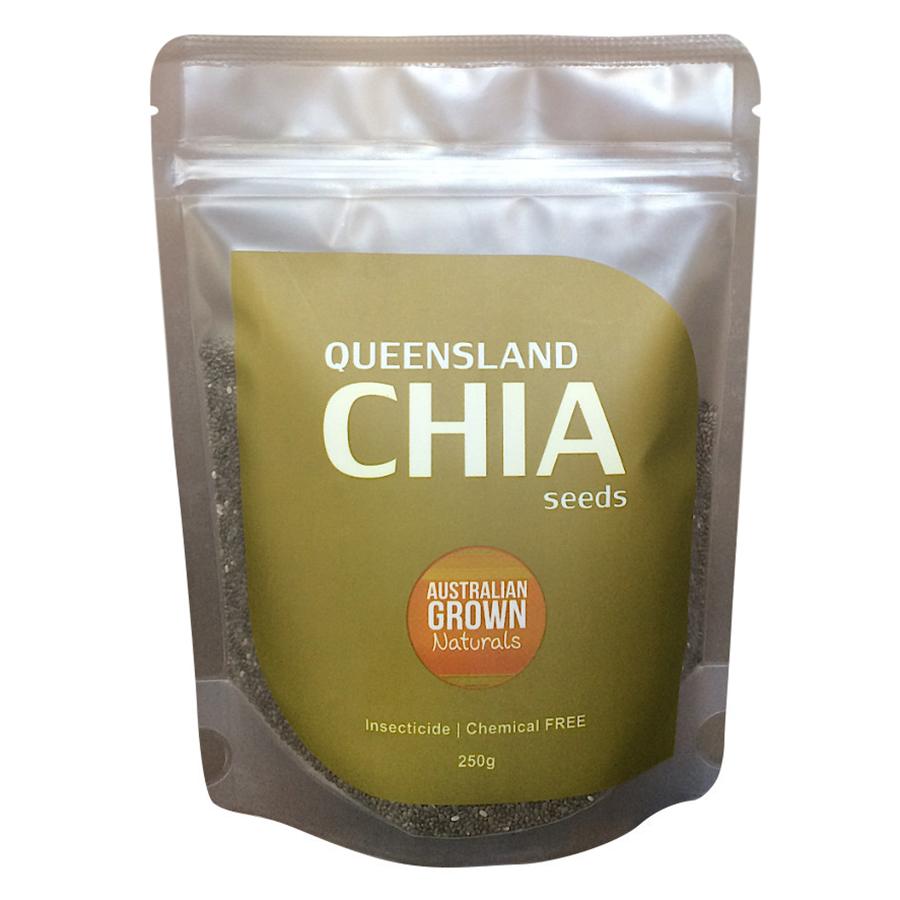 Hạt Chia Úc Queenland (250g)
