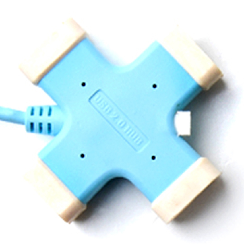 Hub USB 4 Port Cliptec RZH201