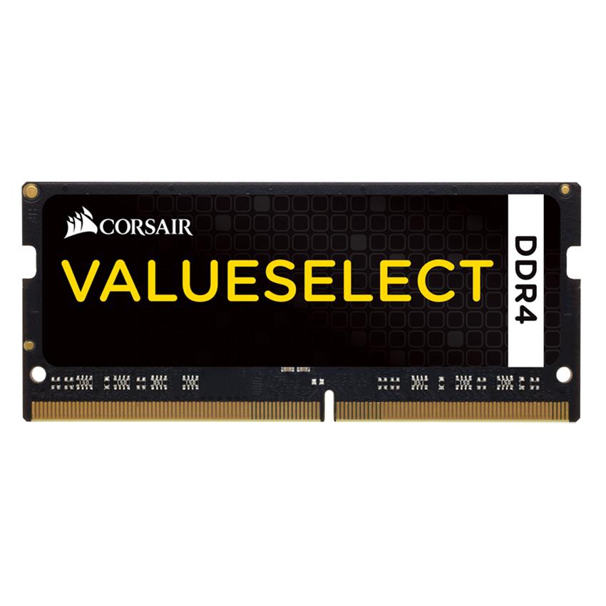 Ram Corsair Value 4GB DDR4 2133Mhz C15 - CMSO4GX4M1A2133C15