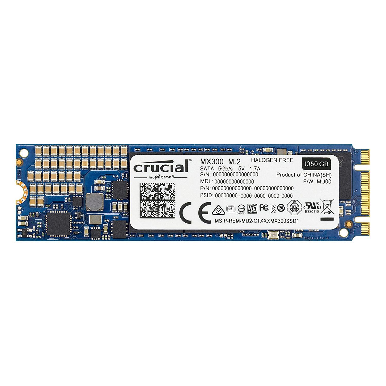 Ổ Cứng SSD M.2 Crucial MX300 1050GB