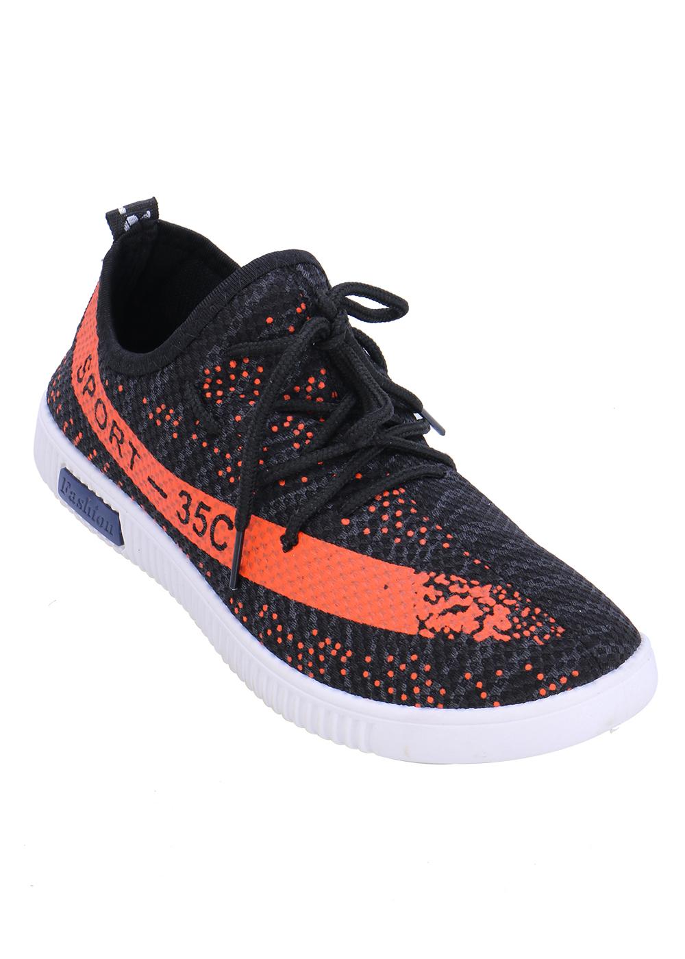 Giày Sneaker Nam POSA DCTK143 - Đen