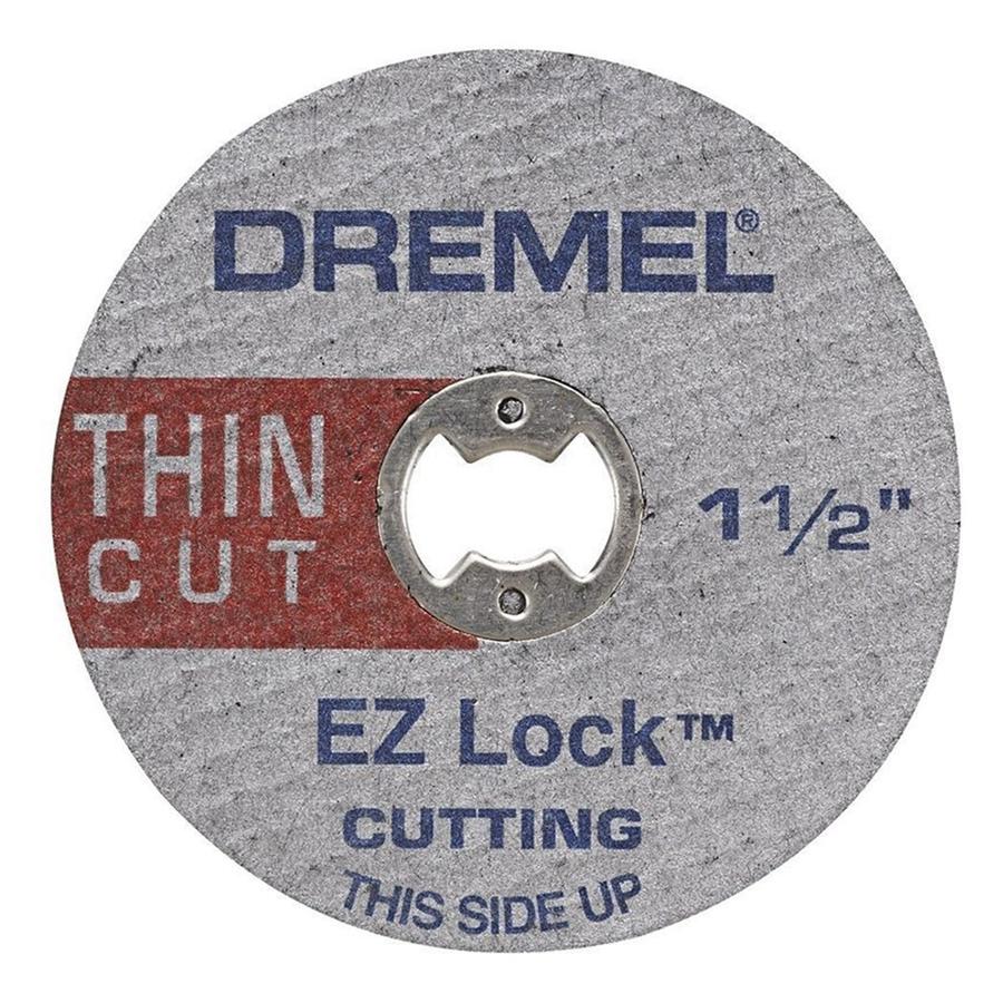 Đĩa Cắt EZ Lock Dremel EZ409 (38mm) - Xám