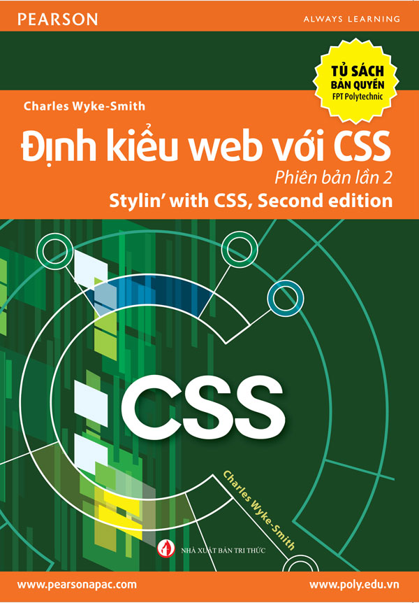 Định Kiểu Web Với CSS - Phiên Bản Lần Thứ 2