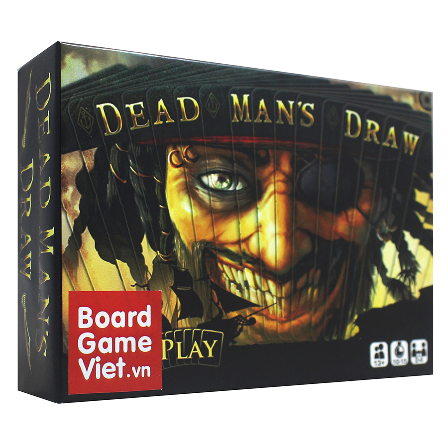 Trò Chơi Boardgame BGV Dead Man's Draw 15610008