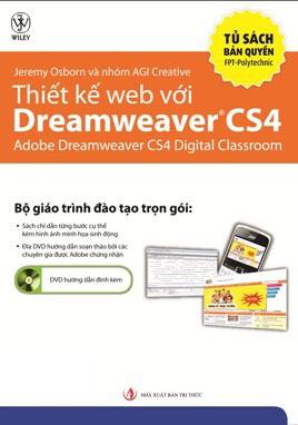 Thiết Kế Web Với Dreamweaver CS4