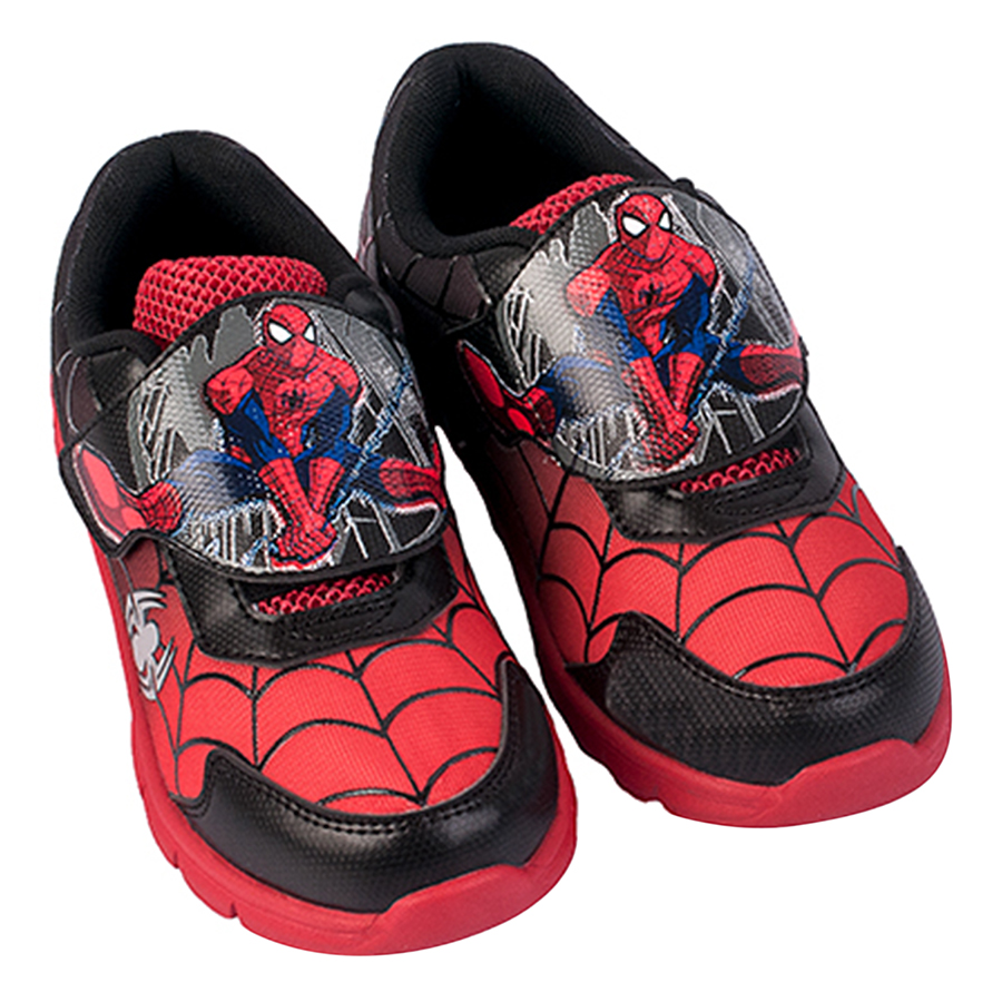 Giày Thể Thao Bé Trai Biti's Người Nhện DSB120911DOO - Đỏ