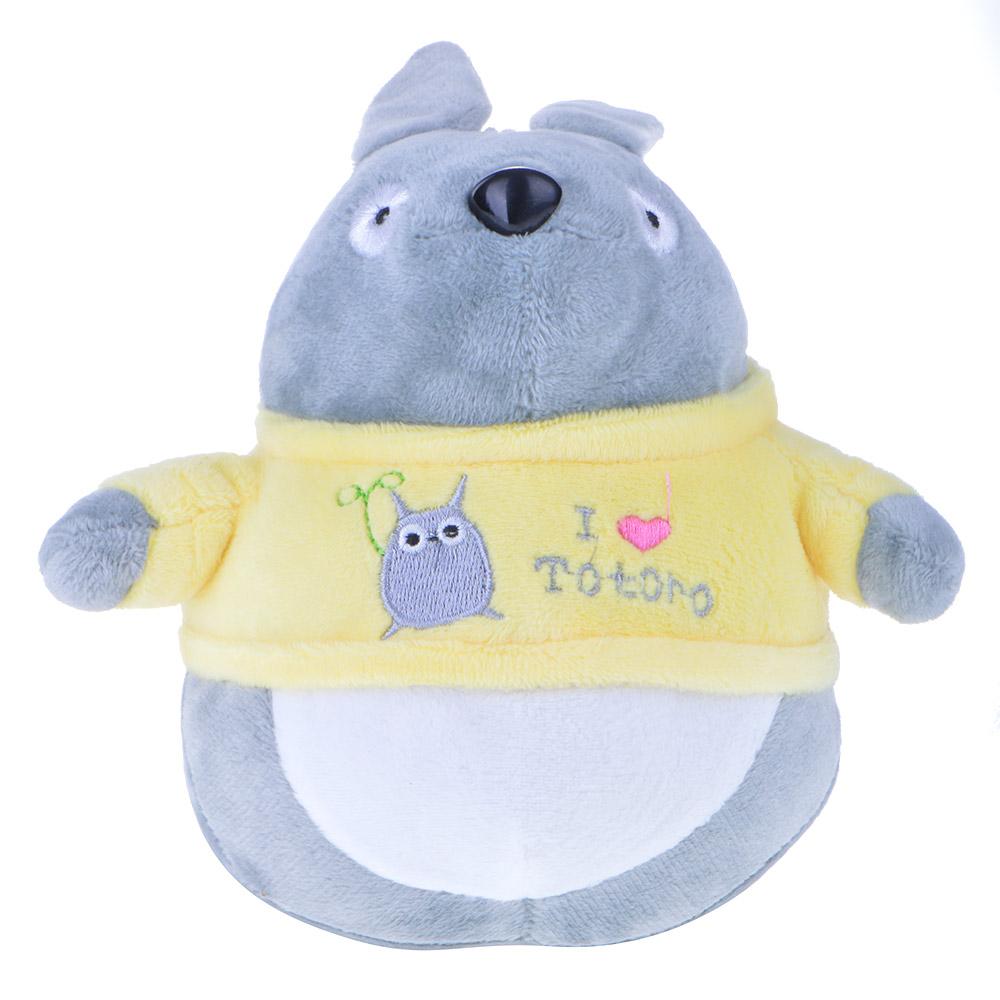 Thú Bông Totoro Áo Vàng