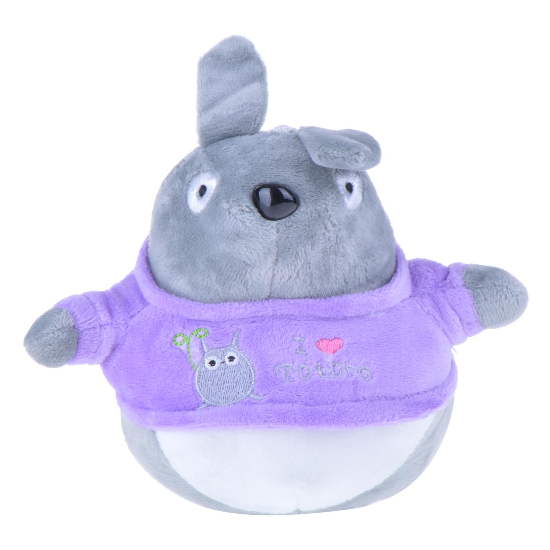 Thú Bông Totoro Áo Tím