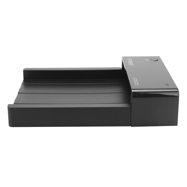 Khay Đựng Ổ Cứng Docking ORICO USBTypeC/3.5/2.5 6518C3 - Hàng Chính Hãng