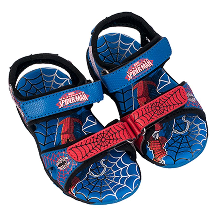Giày Sandal Bé Trai Biti's Người Nhện DTB062311XDG - Xanh Dương