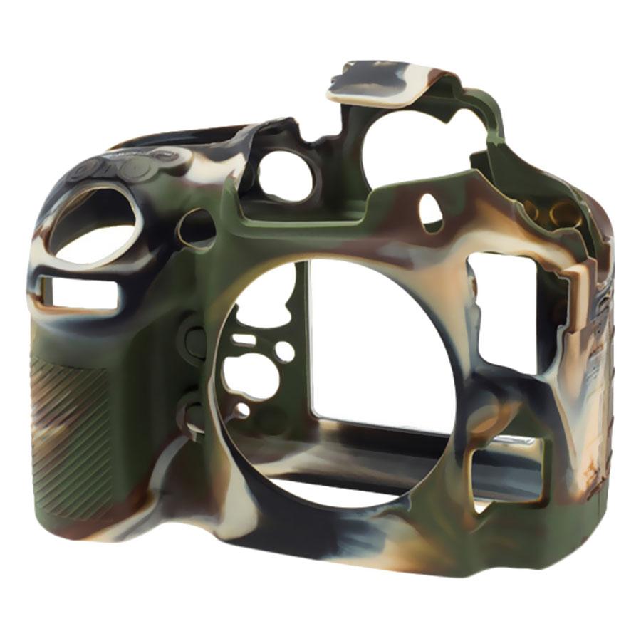 Bao Silicon Bảo Vệ Máy Ảnh easyCover Cho Nikon D810 (Màu Camo)