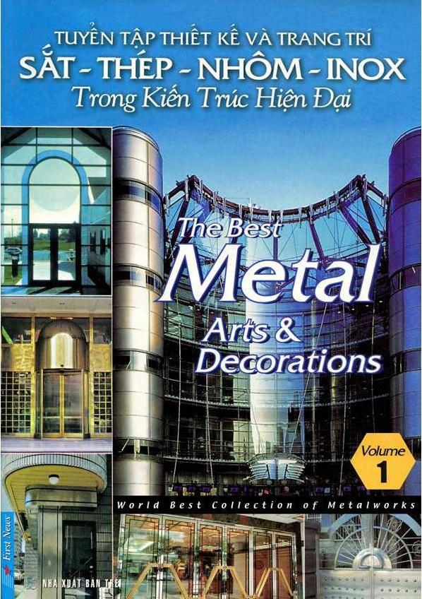 Tuyển Tập Các Thiết Kế  Trang Trí Bằng Sắt Thép Nhôm Inox 1
