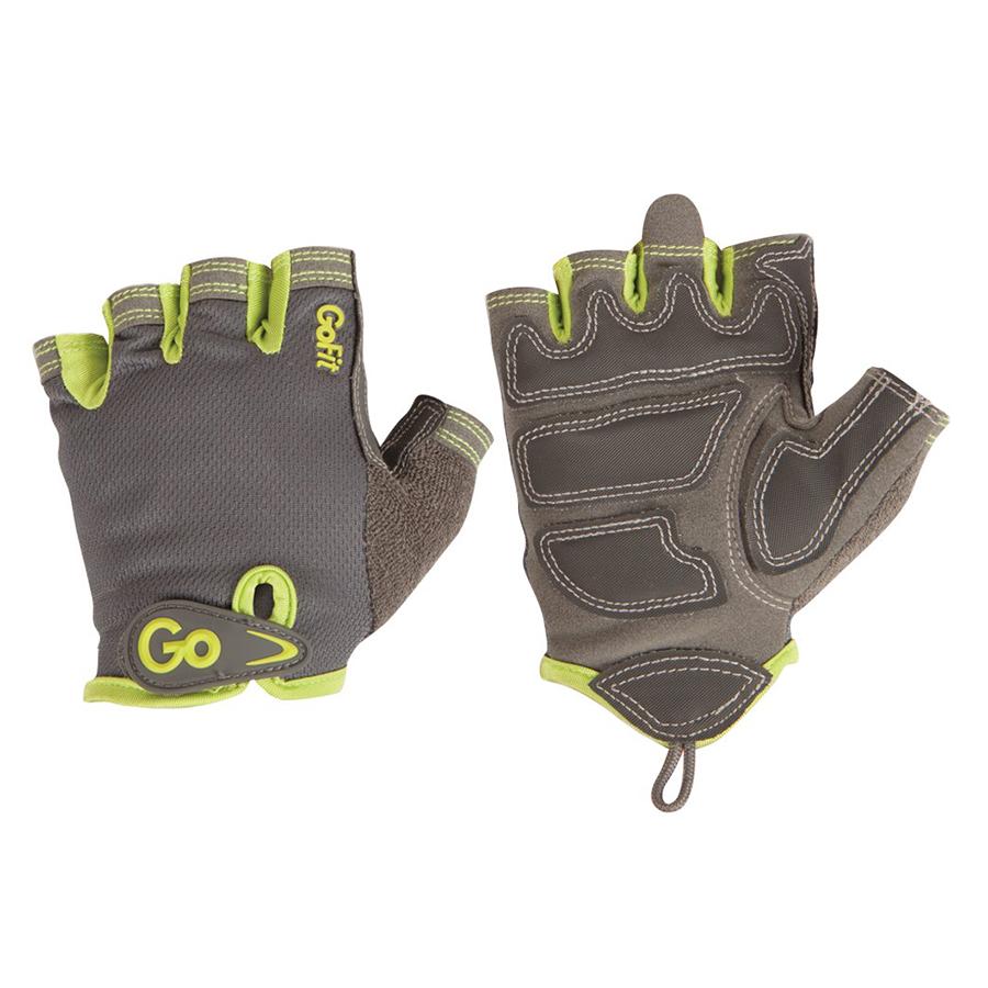 Găng Tay Nâng Tạ Cho Nữ Women's Sport-Tac Pro Trainer Gloves GoFit PKGF - Xanh Lá