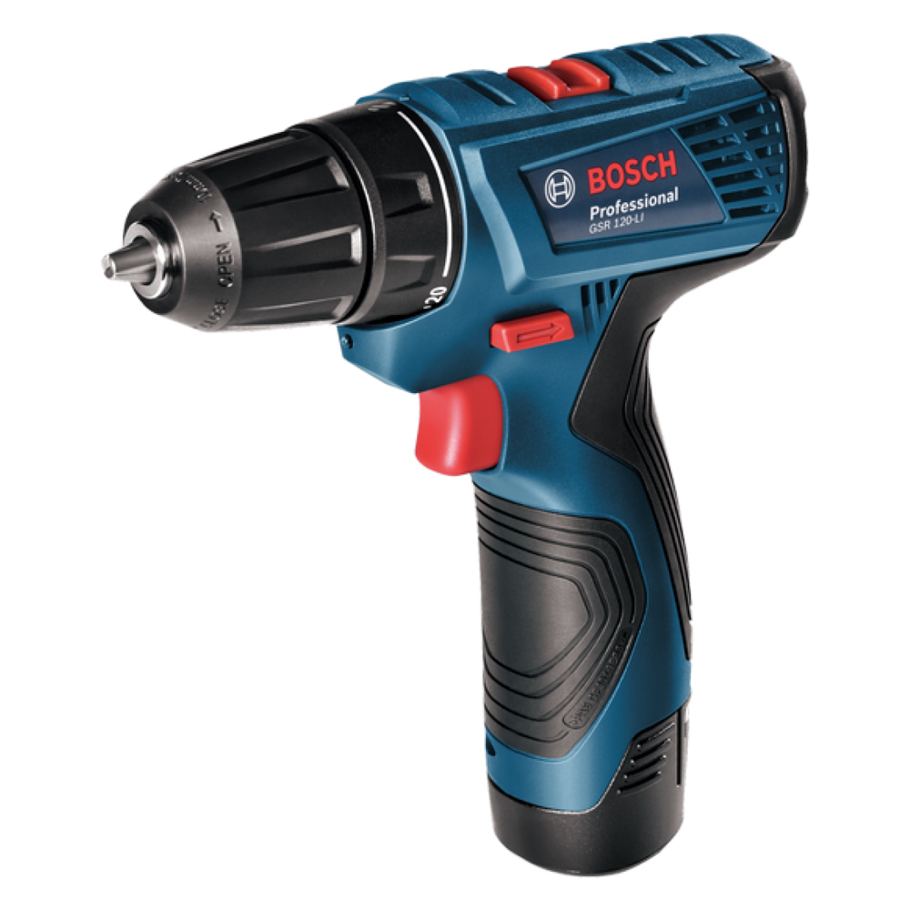 Máy Khoan Vặn Vít Pin Bosch GSR 120-LI