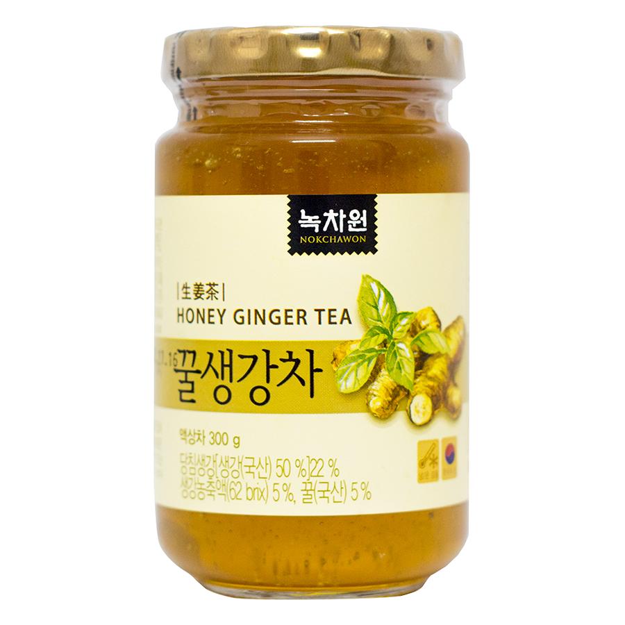 Trà Gừng Mật Ong Nokchawon Honey Ginger Tea 300g