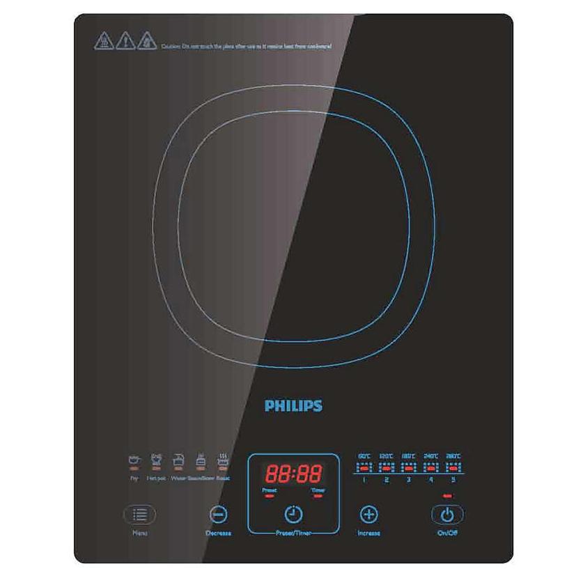 Bếp Điện Từ Philips HD4911 – Tặng Kèm Nồi Lẩu