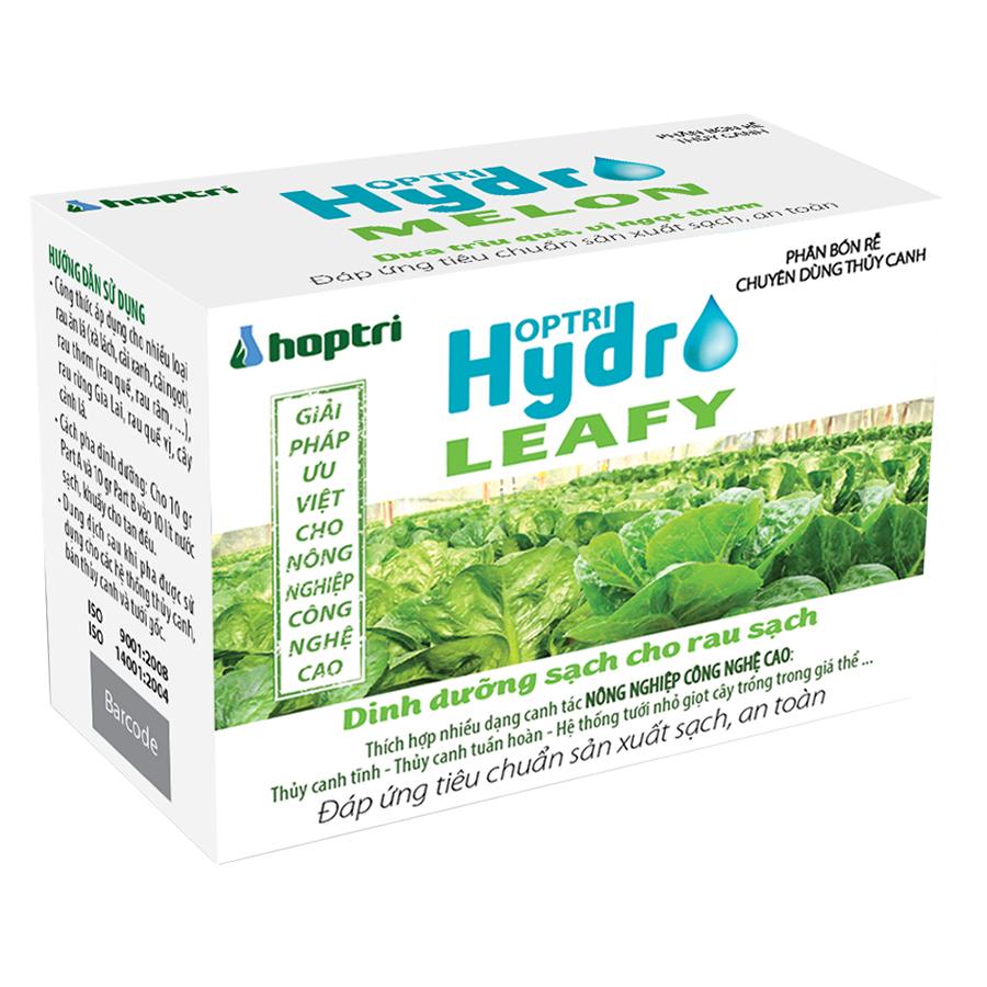 Dinh Dưỡng Thủy Canh Rau Ăn Lá Hydro Leafy Hfarm-003 (200g)